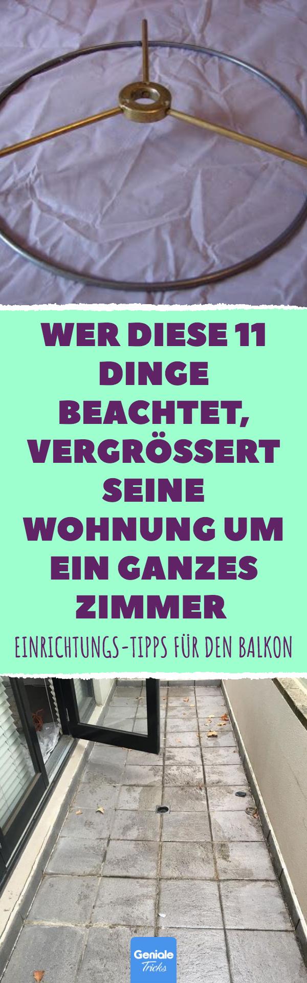 Pin Von Selbermachen Diy Auf Diy Selber Machen Alte Lampenschirme Balkon Und Balkon Ideen