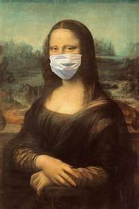 Mona Lisa More Pins Like This At : FOSTERGINGER @ Pinterest