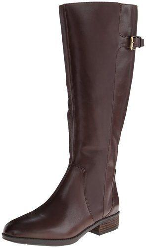 Sam Edelman Women's Patton 2 Riding Boot, Espresso Bean, ...