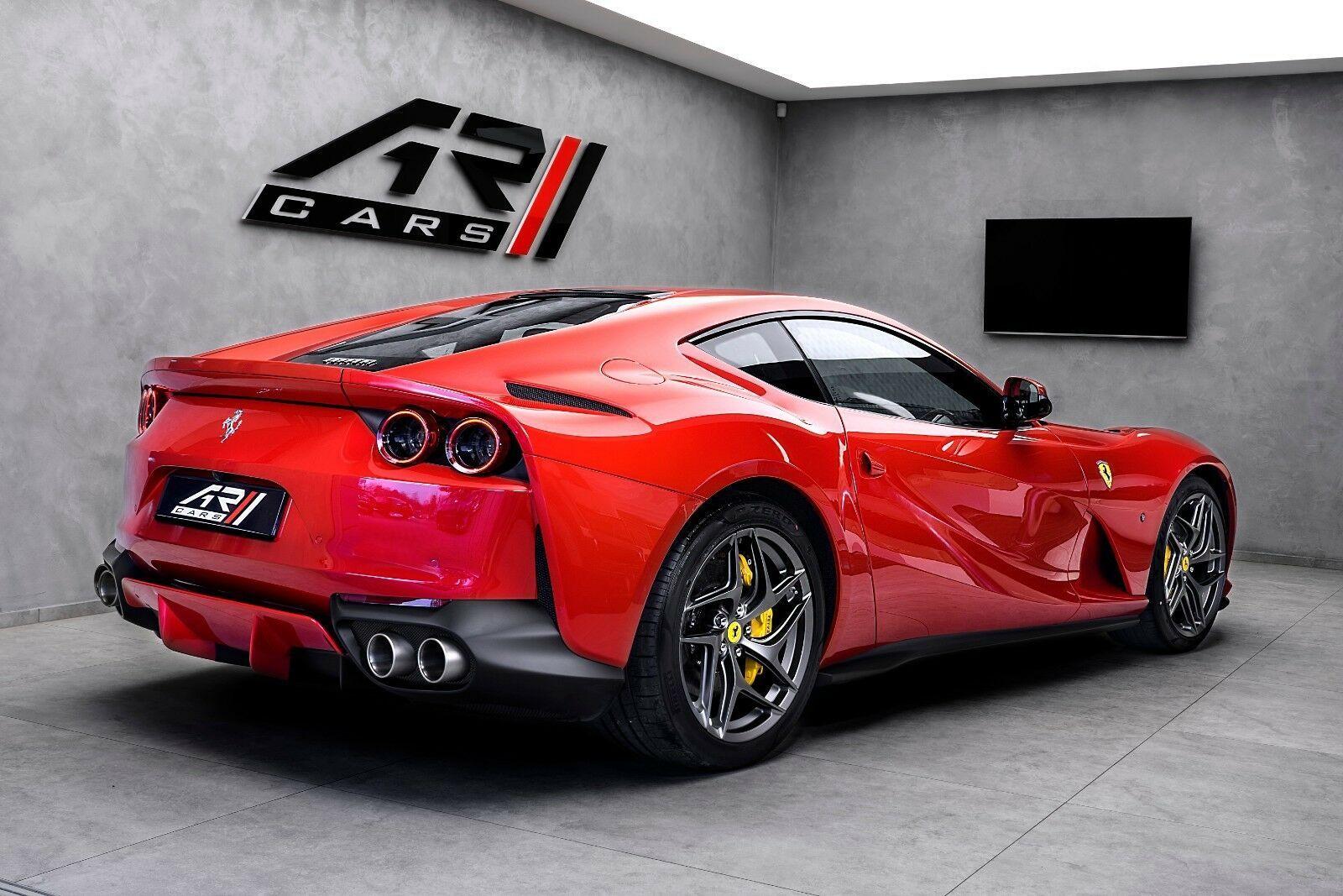 Ferrari 812 Superfast Luxury Pulse Cars Czechia For Sale On Luxurypulse In 2020 Ferrari Cars Ferrari Car