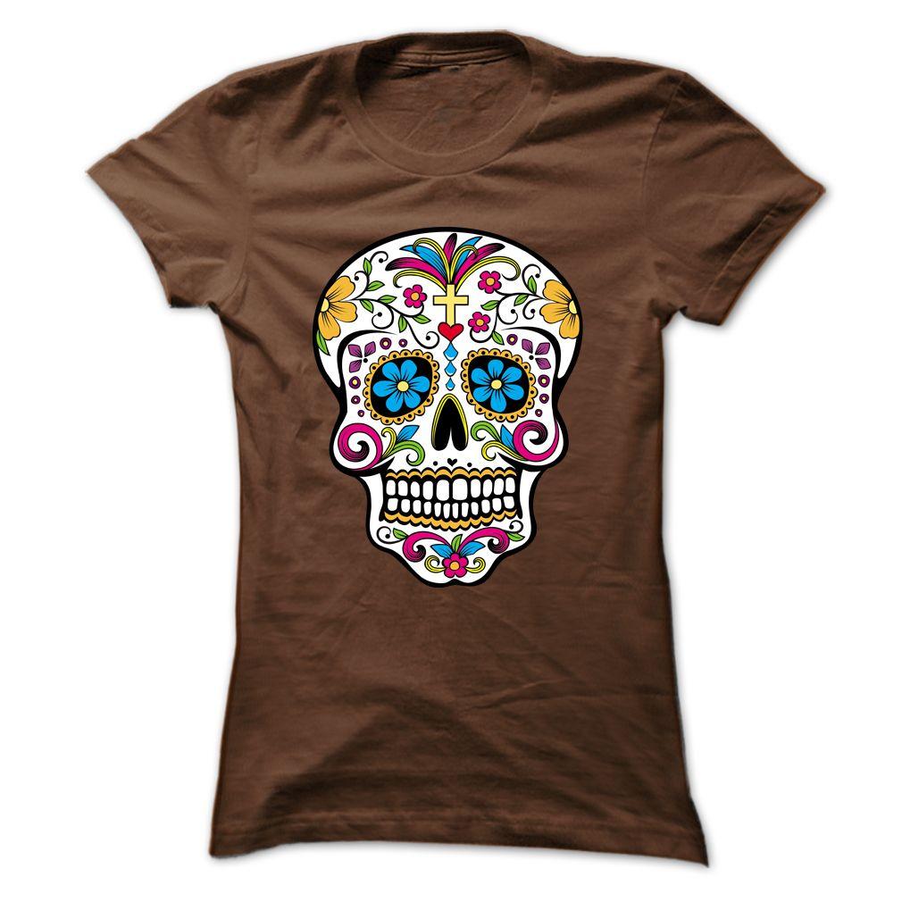 www.sunfrogshirts.com/Holidays/Halloween-Skull-T-Shirt-Brown-xfbd-Ladies.html?32997