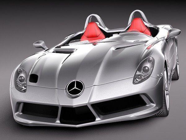 Rihanna Buys Chris Brown Million Dollar Mercedes SLR Stirling - 1 million mercedes coolest armoured vehicle ever