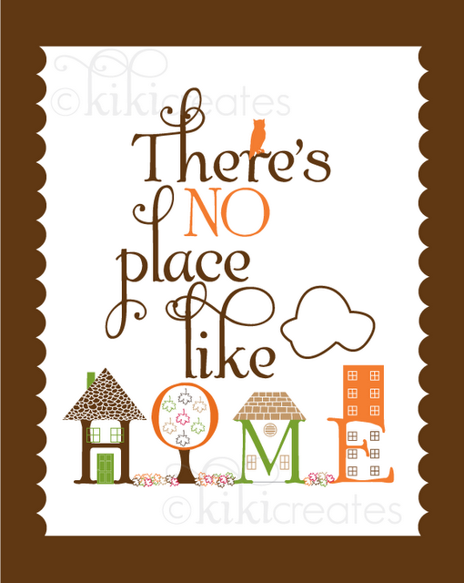 New Fall Prints Home Home Quotes Sayings Places