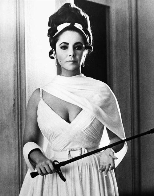 Elizabeth Taylor in John Huston's Reflections in a Golden Eye
