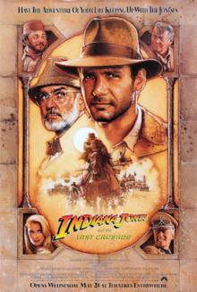 Indiana Jones And The Last Crusade Wikipedia Indiana Jones