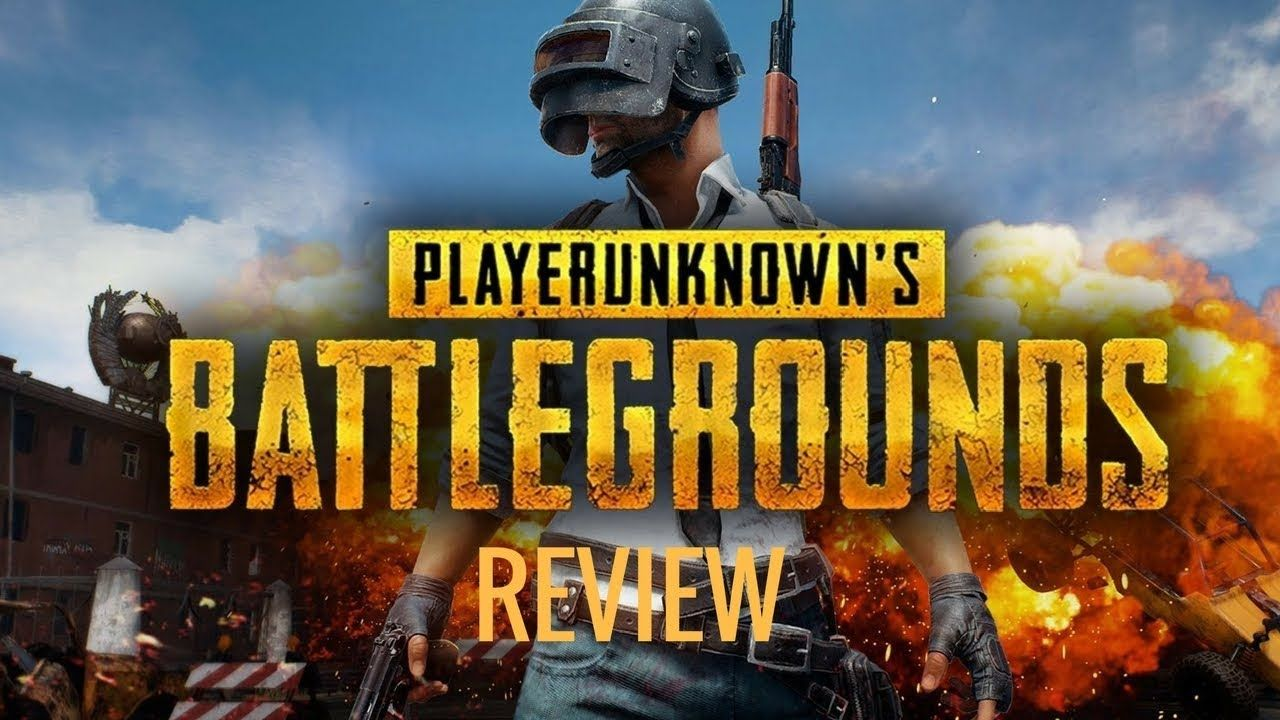 PLAYERUNKNOWN'S BATTLEGROUNDS REVIEW Android mobile