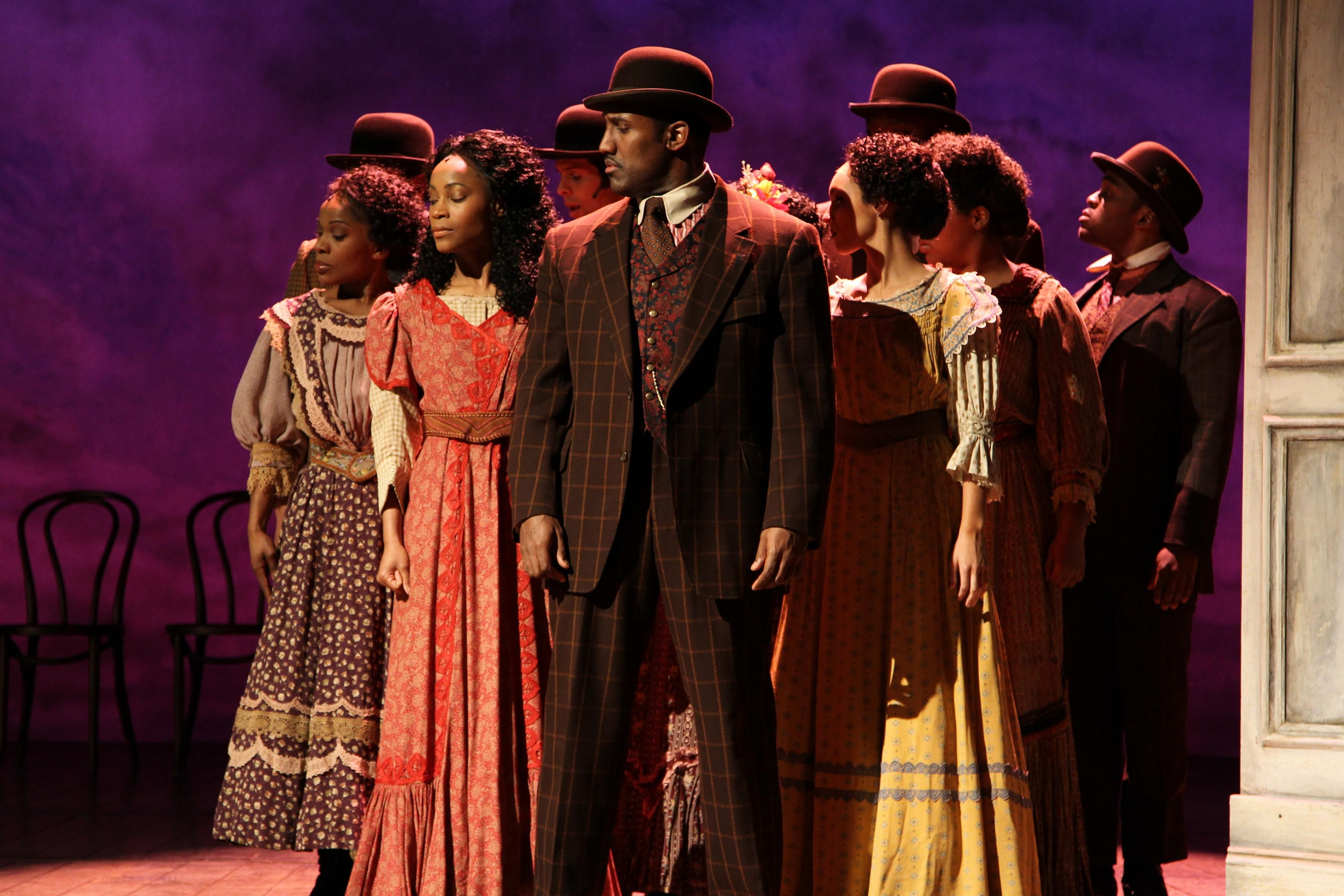 Ragtime The Musical Ragtime Musical Broadway Musicals Theatre Nerds