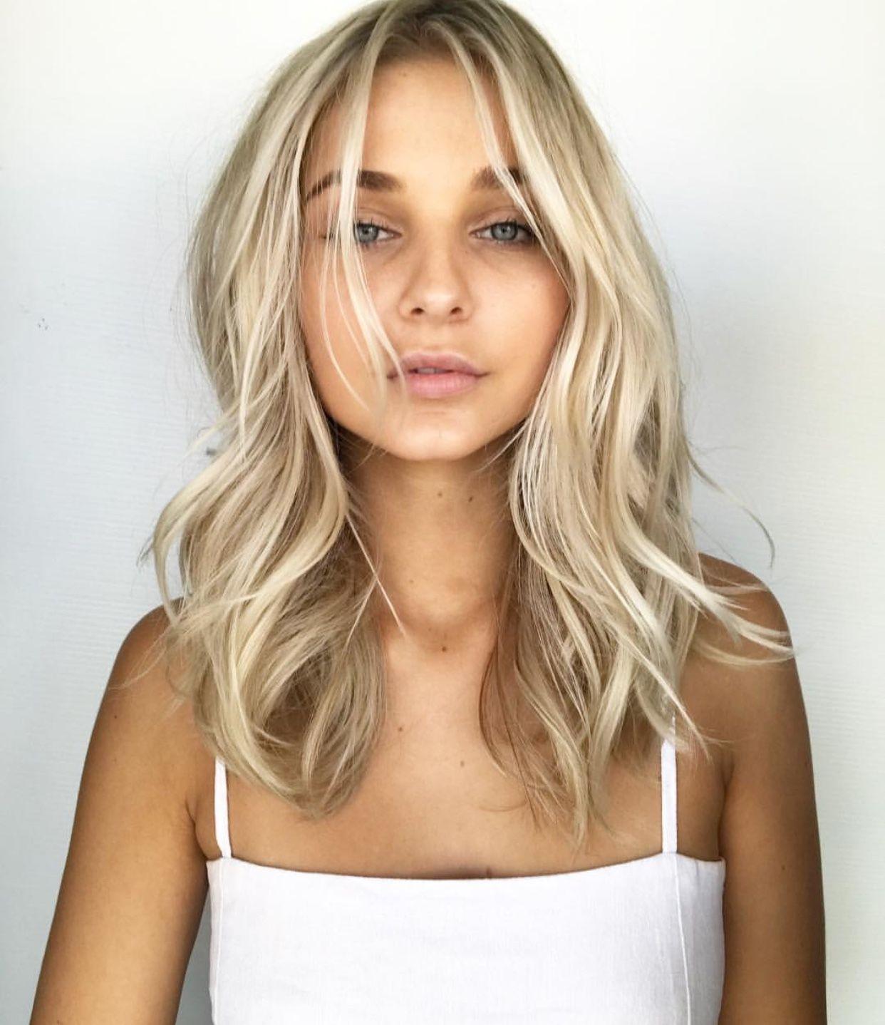 Pin Von Filiz Batgun Auf Hairstyle Frisuren Haarschonheit Haar Schonheit