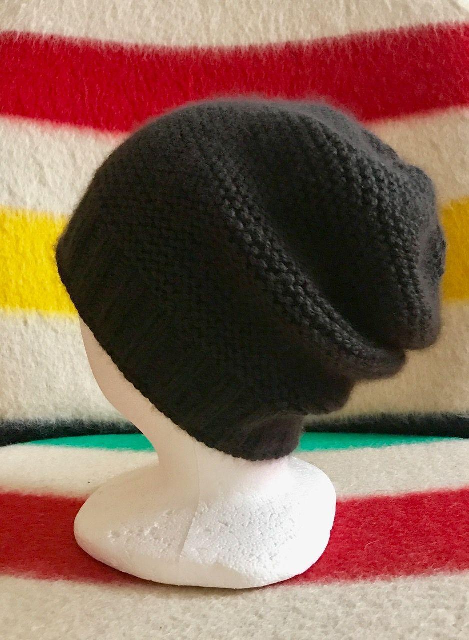шапка платочной вязкой Getting Warmer головные уборы вязанная