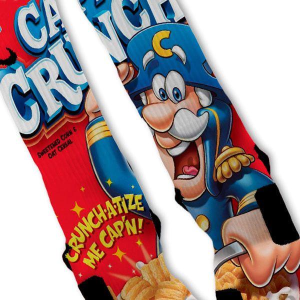 57ec720100c Captain Crunch Custom Nike Elite Socks only on FreshElites.com
