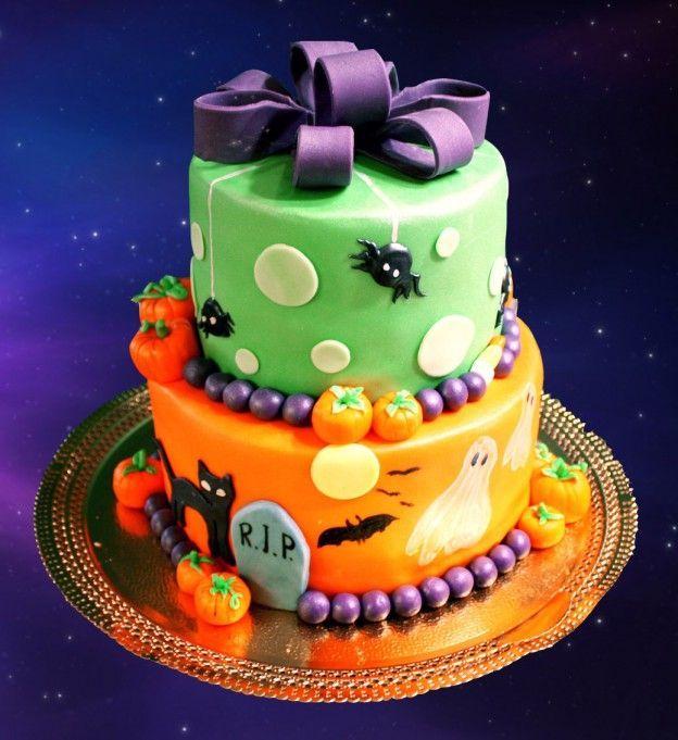 Halloween Cakes Cakes Pinterest Halloween cakes, Cake and - halloween cake decorating pictures