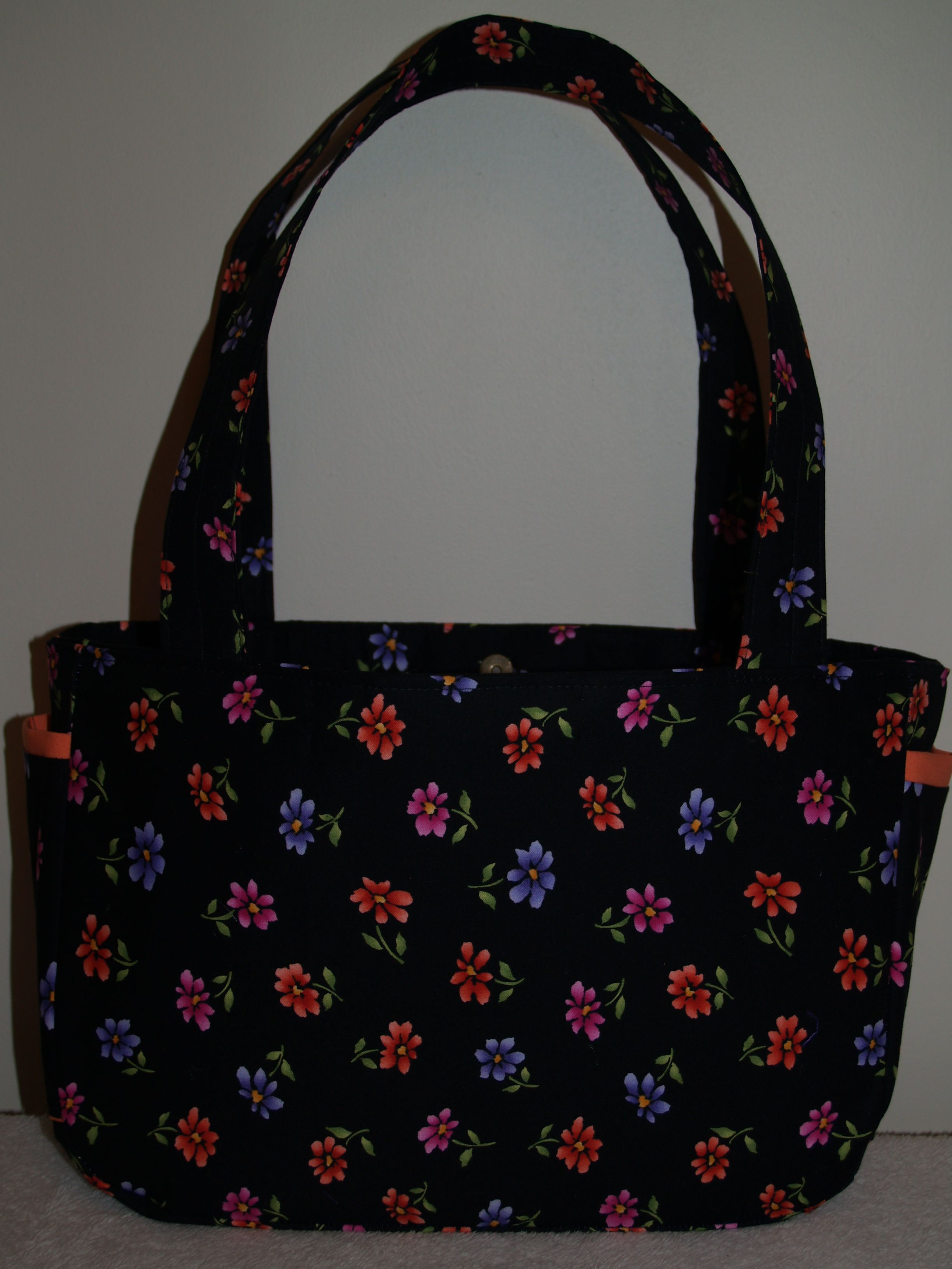 Black bag wflowers for sale 3500 find the bar harbor bag lady on black bag wflowers for sale 3500 find the bar harbor bag lady on izmirmasajfo