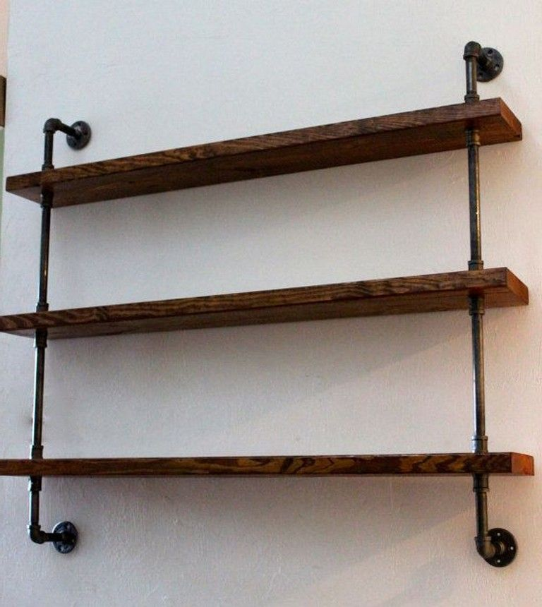 75+ Picturesque DIY Shelves For Storage & Style