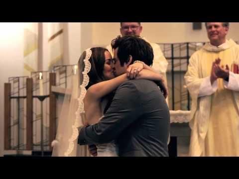 Lee DeWyze and Jonna Walsh Wedding Video - YouTube / omg i want something like this soooo baaaaadly!