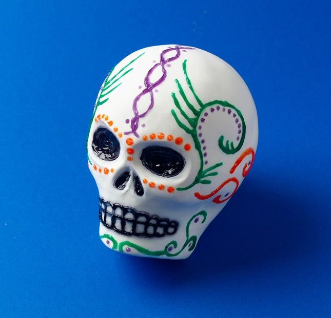 Celebrate Mexicos Day of the Dead by making your very own