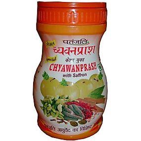 My body is strong because I eat Chyawwanprash