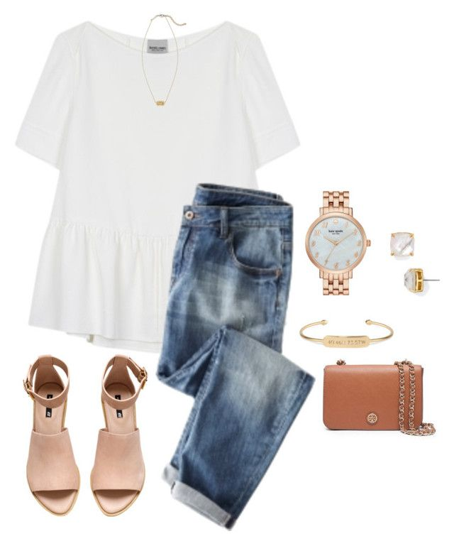 """""""Ahh my interview is today!!!"""" by olivia524 on Polyvore featuring Rachel Comey, Kate Spade, Stella & Dot, H&M and Tory Burch"""