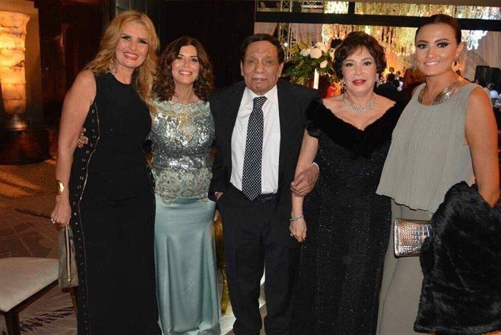 الزعيم عادل إمام يحتفل بزفاف ابن شقيقته بحضور نجوم الفن Fashion Formal Dresses Dresses