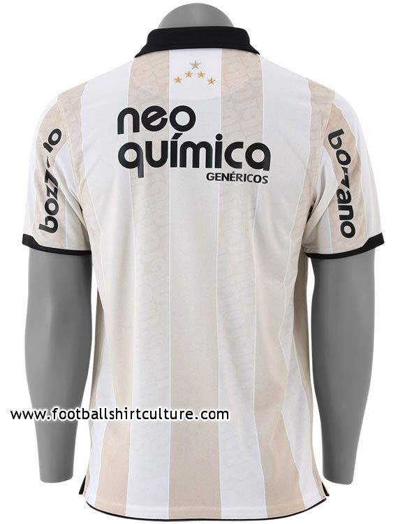 60797c7c8c2 Corinthians 2010 Centenary Nike Football Shirt | 10/11 Kits | Football Shirt  Culture.com