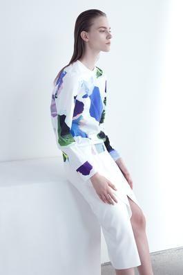 Josh Goot Pre-Fall 2015 Fashion Show: Complete Collection - Style.com