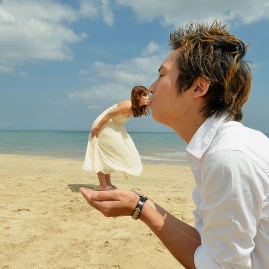 Beach Photo Tour at Bali from $500. #bali #wedding #beach