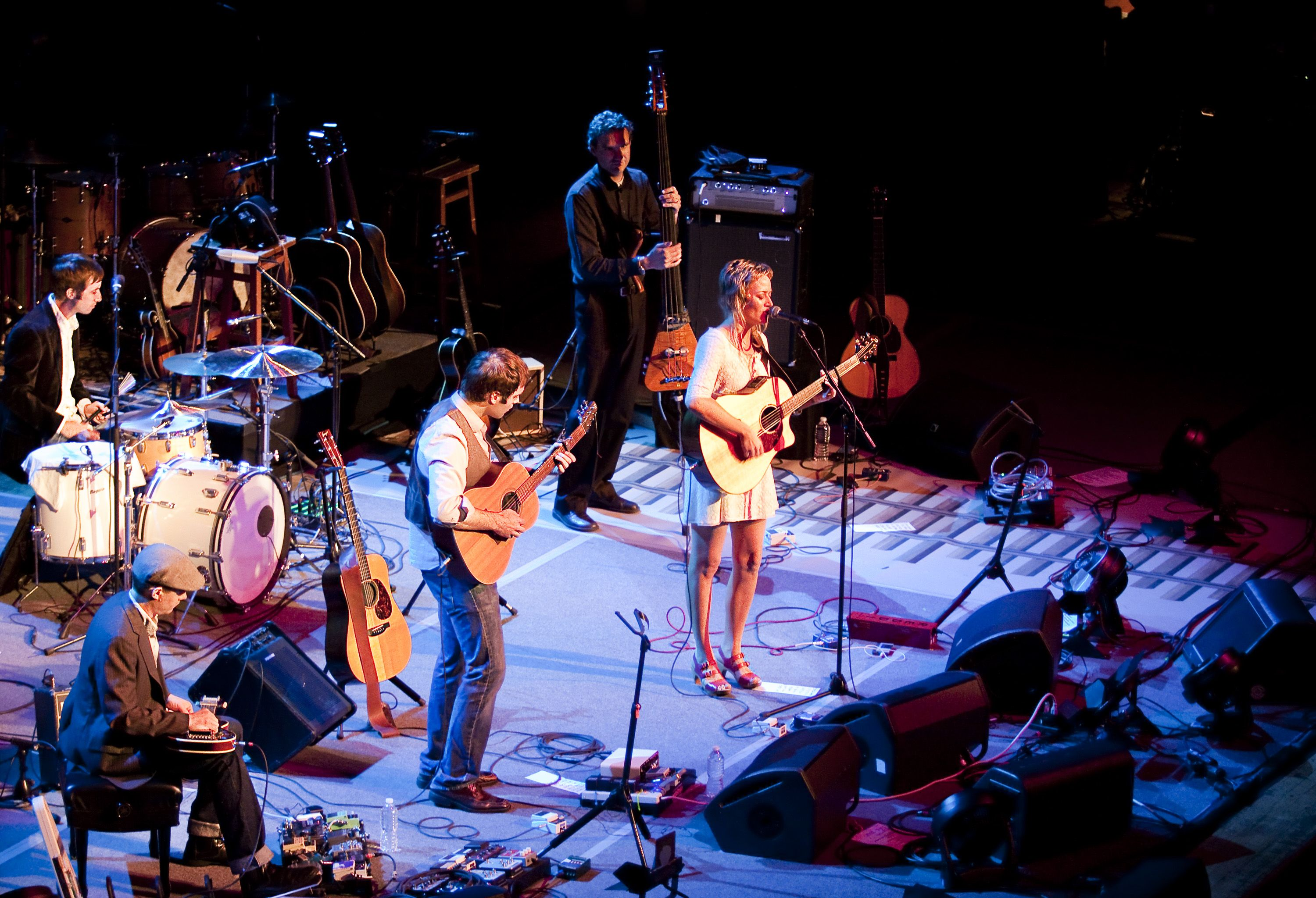 Seen Alison Krauss & Union Station live at the Cheyenne Civic Center