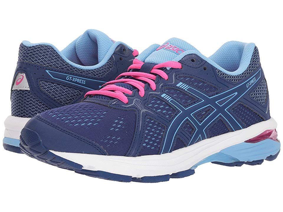 acheter populaire 60be0 05040 ASICS GT-Xpress (Blue Print/Blue Bell) Women's Running Shoes ...
