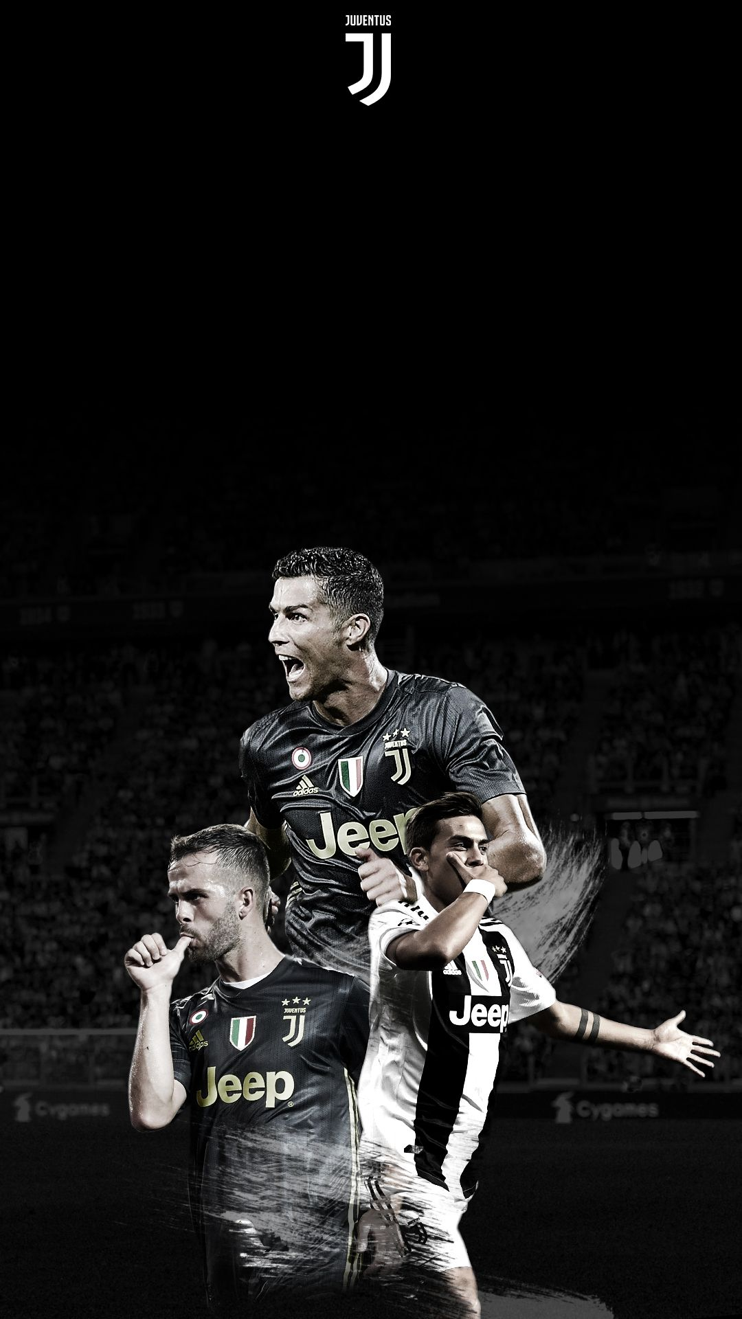 Juventus Dybala Pjanic Ronaldo Squadra di calcio