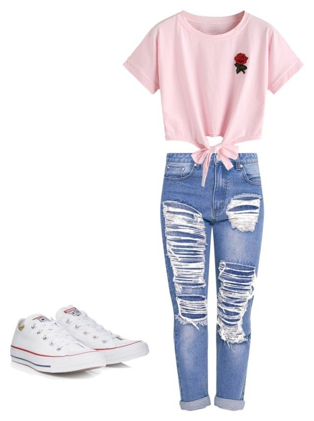 Converse Aesthetic Clothes Cute Outfits Outfits With Converse