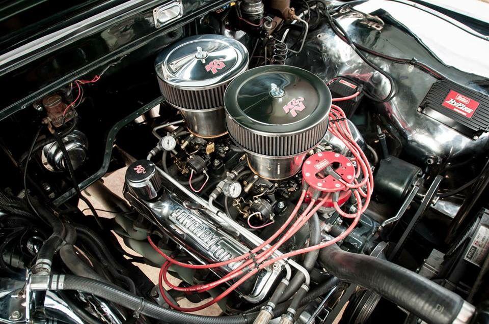 1963 Ford F100-428 CJ