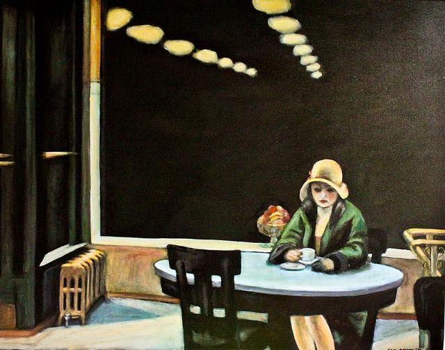 Room in Brooklyn, 1932 | Edward hopper, Edward hopper