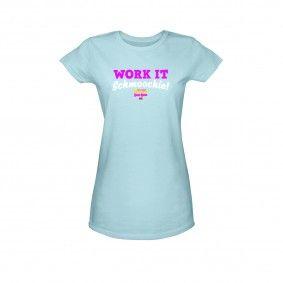 Here Comes Honey Boo Boo Work it Smoochie 2 Women's T-Shirt $26.95 #HoneyBooBoo