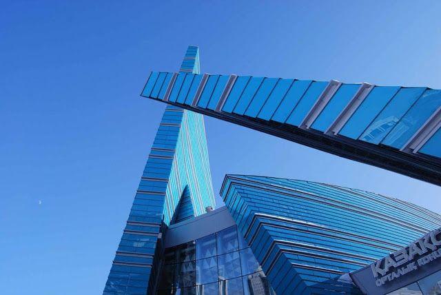 KAZAKHSTAN CONCERT HALL BY NICOLETTI ASSOCIATI