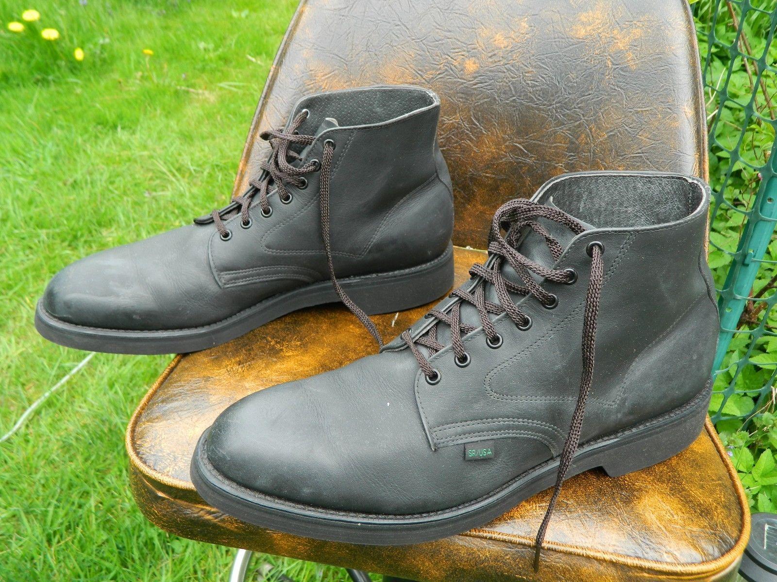 Details About Quot Work America Quot Usps 6 Quot Work Shoes Size 12