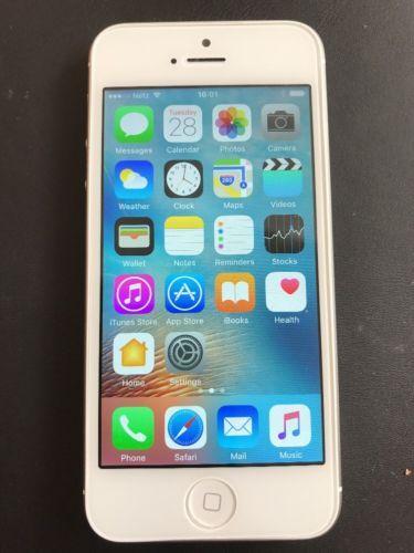 Apple Iphone 5 16gb Weiss Silber Ohne Simlock Smartphonesparen25 Com Sparen25 De Sparen25 Info Iphone 5s Apple Iphone Iphone