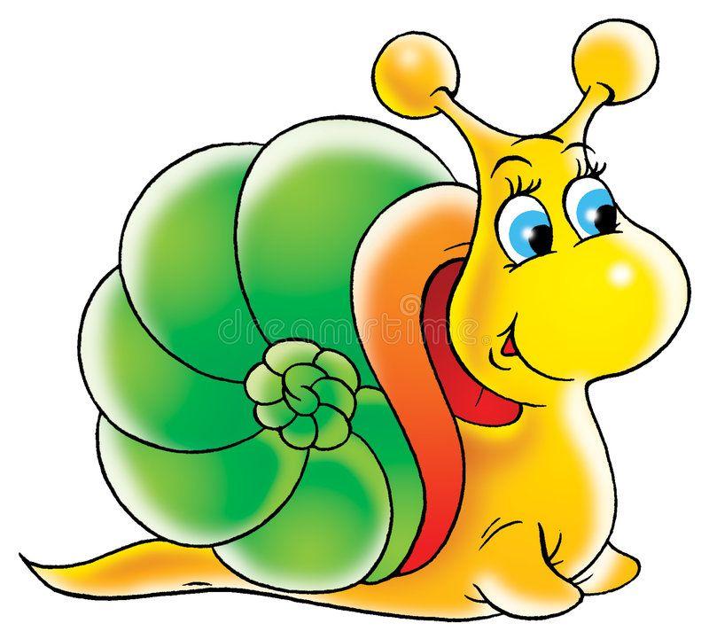 Garden snail. Isolated clip-art and childrena€?s illustration for yours design, , #Affiliate, #clip, #art, #children, #Garden, #snail #ad