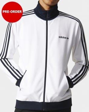 3c74578fc5d8 Adidas Originals Beckenbauer Track Top White