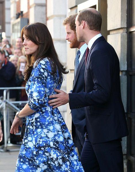 Prince Harry Photos - Duke and Duchess of Cambridge and Prince Harry Attend the Charities Forum, BAFTA - Zimbio