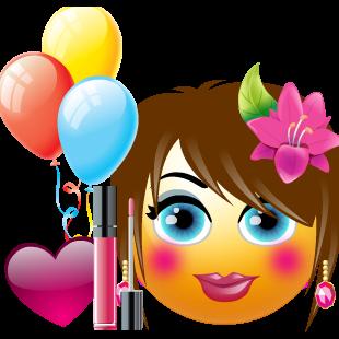 Meiden Emoticon Creator Emoji Happy Face Funny Emoticons Funny Emoji
