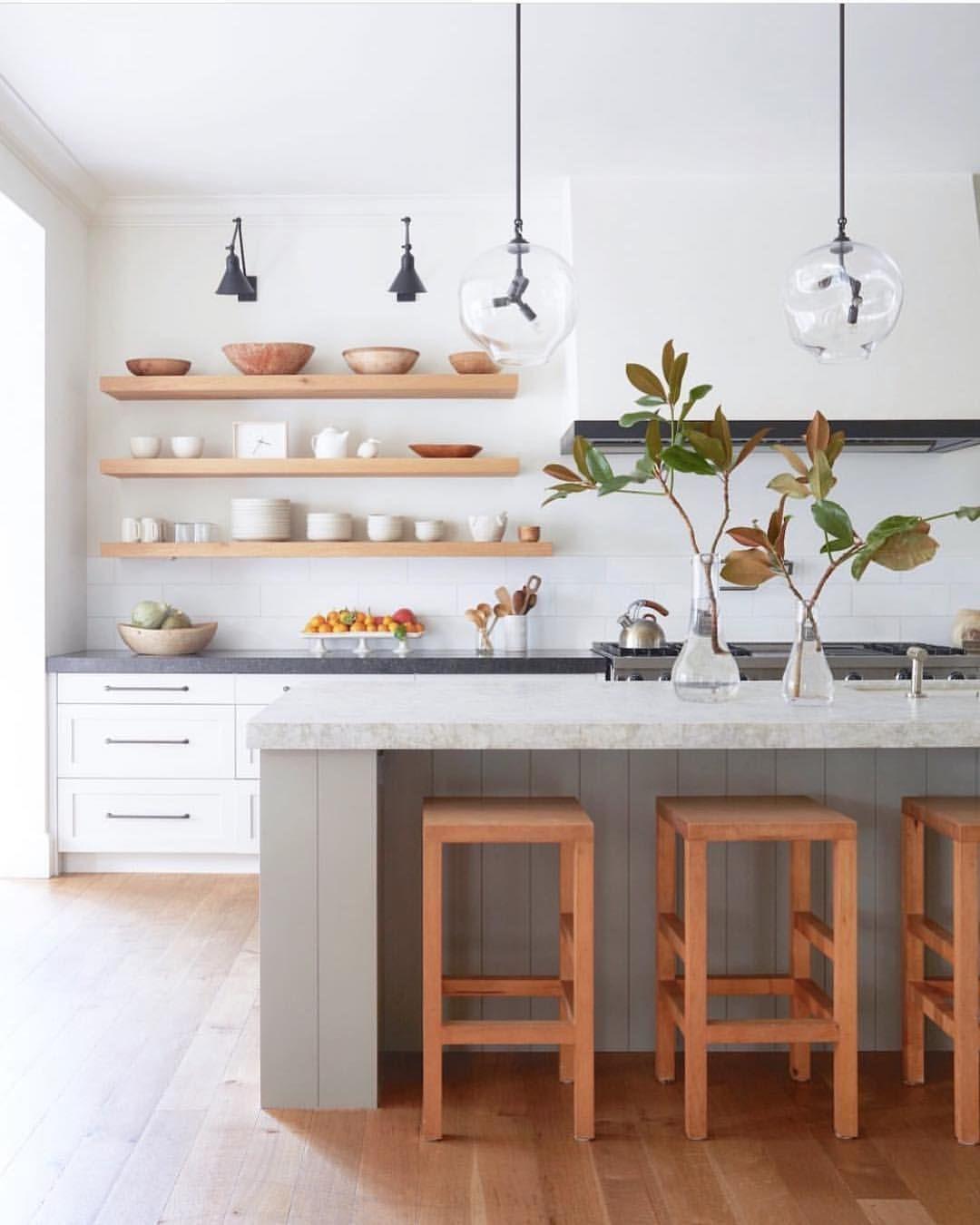 17 Most Amazing Scandinavian Boho Kitchen To Make Your Home A Better Place Scandinavian Kitchen Design Modern Kitchen Open Minimalist Kitchen Design