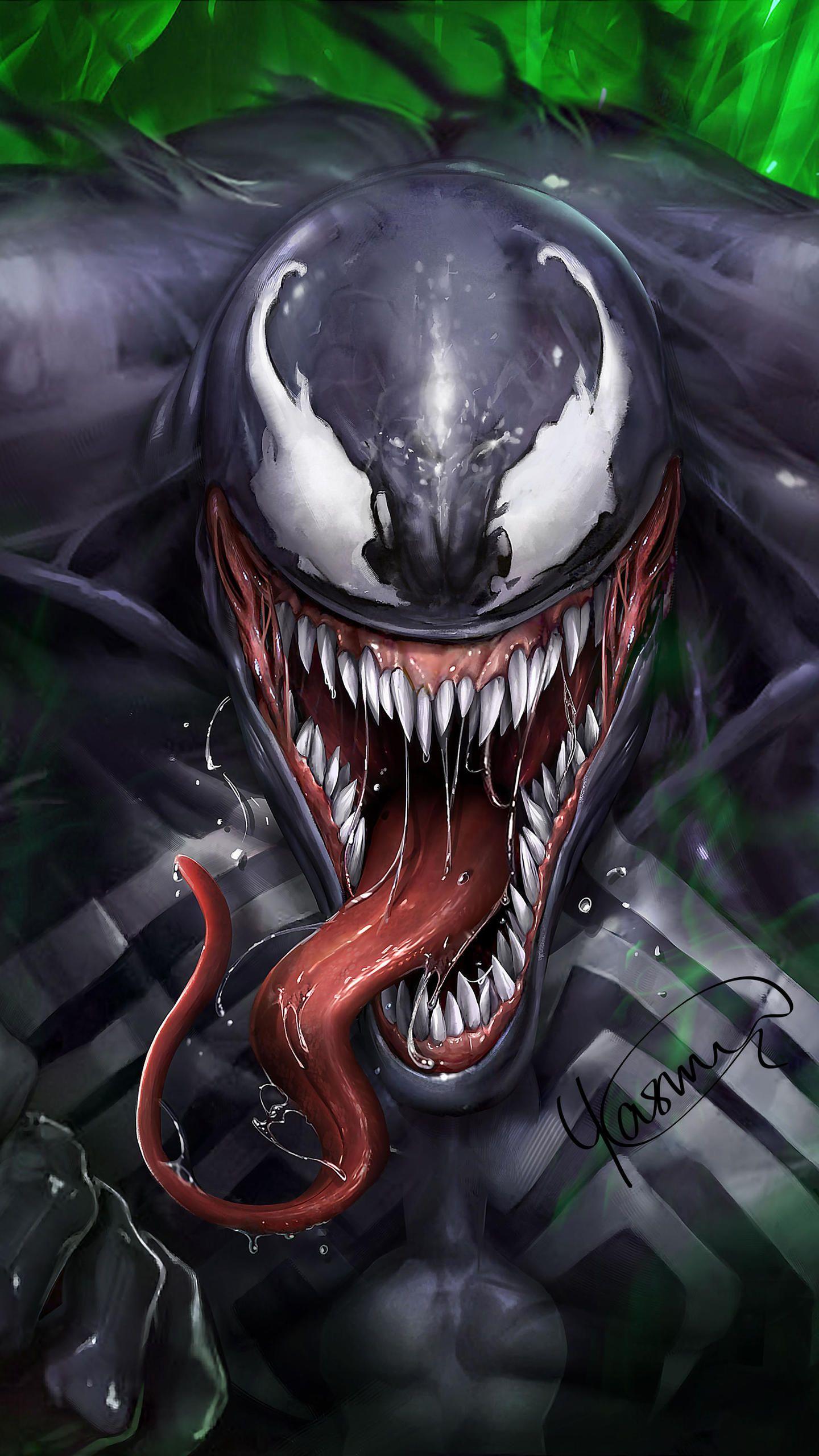 Top Venom Wallpapers For Your Iphone Wallpaper Venom Comics Venom Pictures Spiderman Art