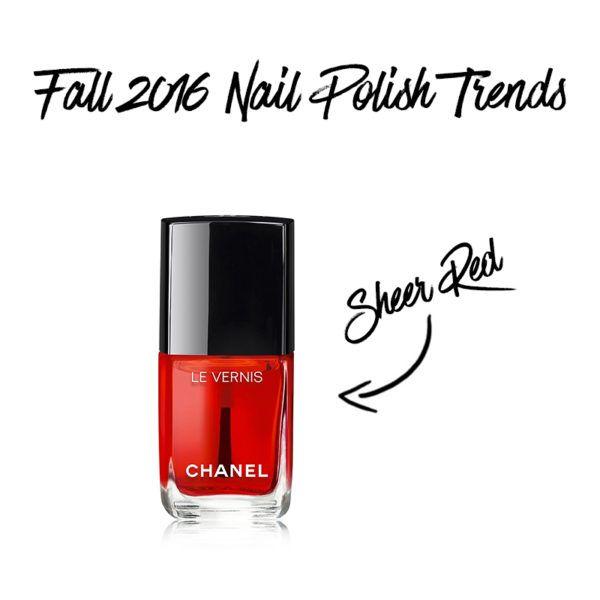 Fall 2016 Nail Polish Colors You Can Wear Now Nail Colors Popular Nail Colors Fall Nail Colors