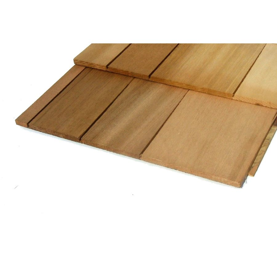 Best Shakertown Cedar Treated Wood Siding Shingles Stpc17Eb In 400 x 300
