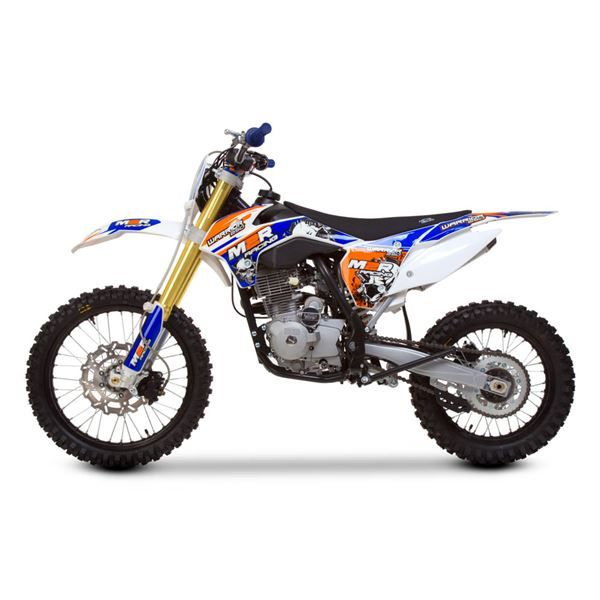 M2r Racing Warrior 250cc J2 1916 88cm Dirt Bike Dirt Biking