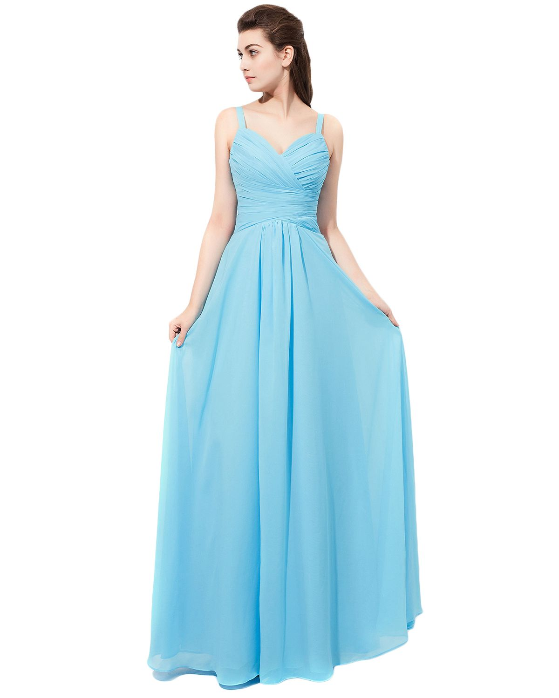 Magnificent Light Blue Bridesmaid Dresses Pinterest Gallery - All ...