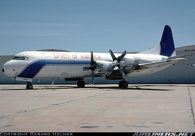 Lockheed L-188C(F) Electra aircraft picture