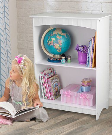 Another Great Find On Zulily Nantucket Bookcase Zulilyfinds 2 Shelf Bookcase Kids Bookcase