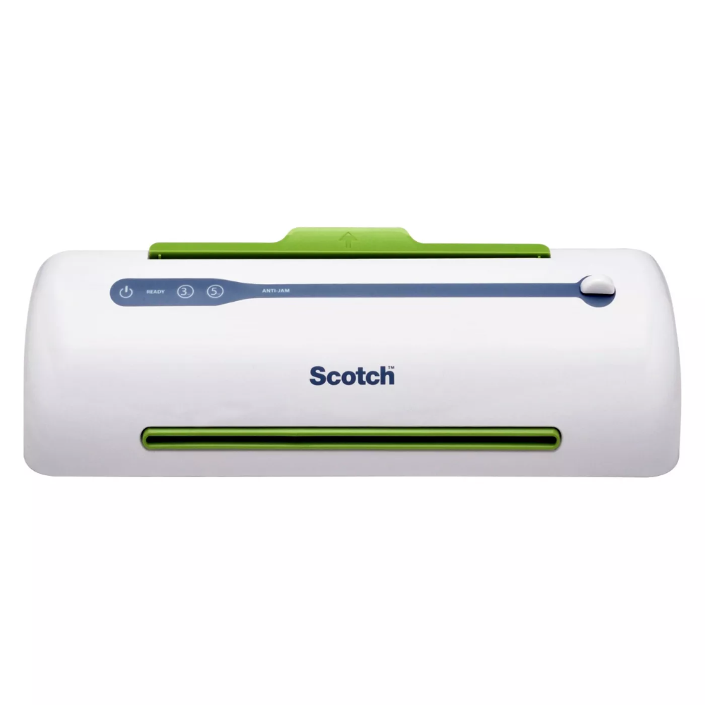 Scotch 9 Pro Thermal Never Jam Laminator Target