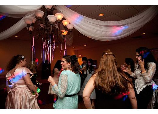 80s Prom night Style Birthday Party Ideas