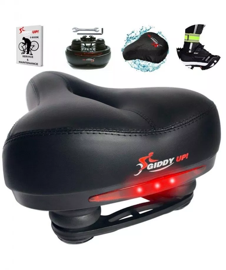 Giddy Up Bike Seat Top 5 Best Comfortable Bike Seats In 2019